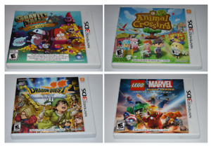 3DS/2DS Games *LOWER PRICES* Mario Zelda Minecraft Disney Pokémon LEGO Prices