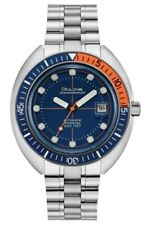 NEW BULOVA Special Edition Oceanographer Devil Diver Snorkel Automatic 96B321