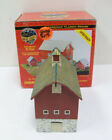 Ertl 2915 HO Gable Barn with Out Buildings Built Up