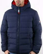 TTommy Hilfiger Padded Jacket in Navy Blue - puffer puffa quilted coat