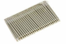 A pack of ± 40 stainless steel spring bars - Size 24mm
