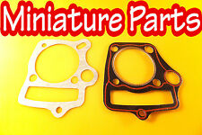 PITBIKE GASKETS PIT BIKE 125CC GASKET SET LIFAN 54MM HEADGASKET ROUND OIL RING