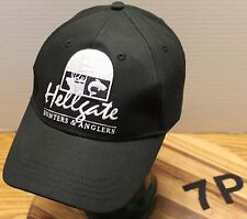 HELLGATE HUNTERS & ANGLERS MISSOULA MONTANA BLACK HAT EXCEL CONDITION FISHING
