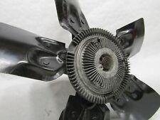 Jeep Grand Cherokee WJ 99-04 3.1 531OHV engine steel viscous fan + blades