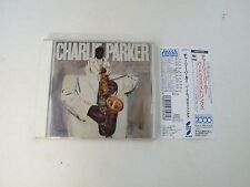CHARLIE PARKER - BIRD WITH STRINGS - JAPAN CD1993 SONY RECORDS W/OBI - NM/NM