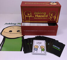Joking Hazard Shiny Red Box 2016 Edition 440 cards Great Condition