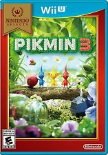 NEW Pikmin 3  (Nintendo Wii U, 2013) Selects Cover