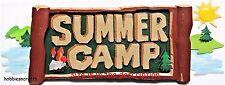 EK succès JOLEE'S BOUTIQUE 3-D autocollants - Vacances Vacance Camping été Camp