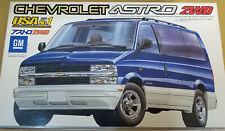 Fujimi Chevrolet Astro 2WD GM 1/24 Modell Set
