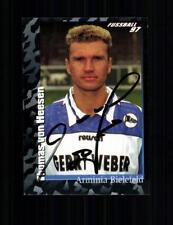 Thomas von Heesen Arminia Bielefeld  Panini Sammelbild 1997 Original + A 209378