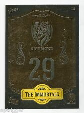Richmond The Immortals (126) Kevin BARTLETT (No photo on card)