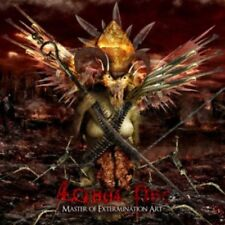 """Lethal Fire """"Master Of Extermination Art"""" CD [RAW COLOMBIAN THRASH METAL]"""