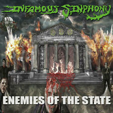"""Infamous Sinphony - """"Enemies of the State"""" - 2013 Digipack FREE SHIPPING"""