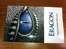 ERAGON by CHRISTOPHER PAOLINI - 1ST EDITION - SIGNED