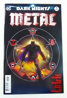 DC DARK NIGHTS METAL (2017) #1 MIDNIGHT RELEASE Variant NM (9.4) Ships FREE!