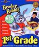 Reader Rabbit 1st Grade  Special 2 CD Edition  Math, Language Arts, Thinking NEW