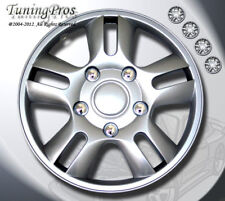 "Style #B006 15 Inches ABS Plastic Hubcap Wheel Cover Rim Skin Cover 15"" Inch 4pc"