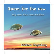 Room for the New- Hang meets Piano meets HandPans meets Bass&Percussion&Vocals