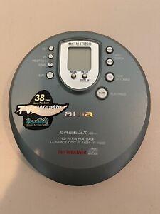 Aiwa Compact Disc Player / Radio XP-R232 EASS 3X 48 Sec, Tested!