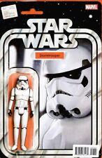 Star Wars #7 Stormtrooper Action Figure Variant Marvel Comics 2015