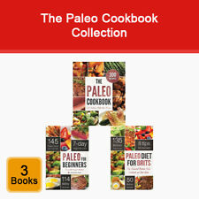 Paleo for Beginners 3 books collection set pack Paleo Diet for Brits,Paleo Cookb