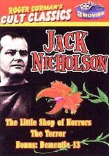 Roger Corman's Cult Classics - Jack Nicholson (DVD, 2006)