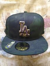 Los Angeles LA Dodgers New Era 2019 MLB Armed Forces Day 59FIFTY Fitted Cap Hat