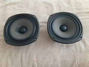 Celestion DL6 Speakers -  Woofers  (2)  1 PAIR of woofers