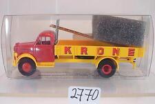 Brekina 1/87 43020 Borgward B 4500 LKW Pritsche Circus Krone  OVP #2770