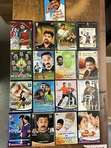 17 X  Bollywood India Movies And Music DVDs