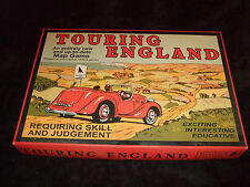TOURING ENGLAND-FAMILY BOARD GAME BY HERITAGE TOYS AND GAMES 2007