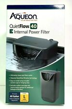 Aqueon Quietflow E Internal Power Filter, 40 gallon