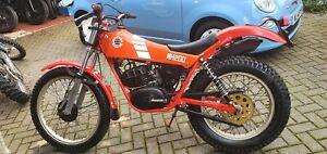 Montesa Honda MH200 1983 Trials Bike Motorbike Road registered kick start
