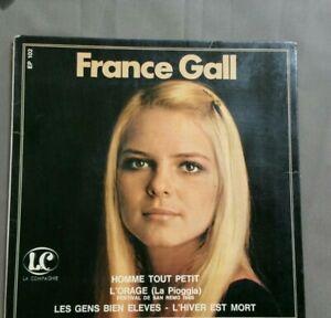 France gall/Homme tout petit/ép 45 tours