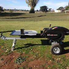 Log Splitter Wood, Millers Falls 30t NEW KINETIC 2sec cycle