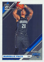 Markelle Fultz 2019-20 Panini Donruss Optic Chrome Base Card #120 Orlando Magic