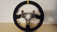 Piastra supporto pulsanti volante sportivo racing steering wheel button plate 2