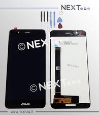 Schermo Display touch screen Asus Zenfone 3 MAX ZC520TL X008D nero + kit