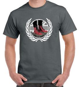 SKINHEAD DOCS T-SHIRT - Ska Punk Hardcore Mod Clothing