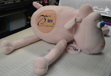 Pink Serta Mattress Counting Sheep #75 Lamb HUGE XXL GIANT Plush Breast Cancer