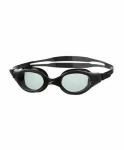 Speedo Mens Futura Biofuse Antifog Black Flexible Comfort Pro Swimming Goggles