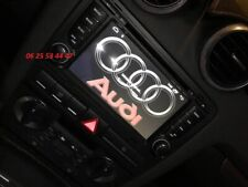 Autoradio CARPLAY AUDI A3/S3 (2003-2012) Android 10 gps waze dvd usb BT+ caméra