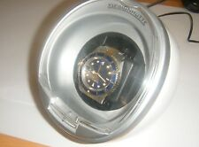 An Automatic 'INVICTA' Gents Wristwatch & Electric Designhutte Winder - Superb
