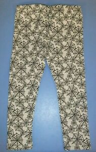 NWT Toddler Girls 3T SPIDERWEB Leggings CUTE and COMFORTABLE For HALLOWEEN
