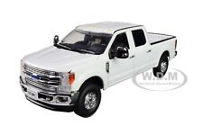 FORD F-250 CREW CAB SUPER DUTY PICKUP WHITE 1/50 DIECAST CAR FIRST GEAR 50-3420