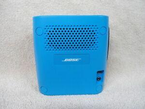 Bose SoundLink Model: 415859 Portable Wireless Bluetooth Speaker Blue