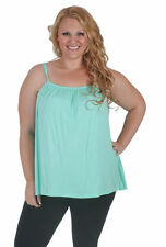 Viscose Machine Washable Sleeveless Tops & Blouses for Women
