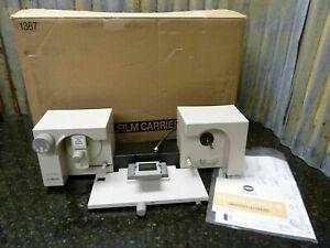Brand New Old Stock NOS Minolta Microfilm Rollfilm Carrier 16