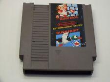 !!! NINTENDO NES SPIEL Mario Bros / Duck Hunt, gebraucht aber GUT !!!