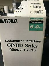 "BUFFALO OP-HD6.0N 6 TB 3.5"" Internal Hard Drive - SATA"
